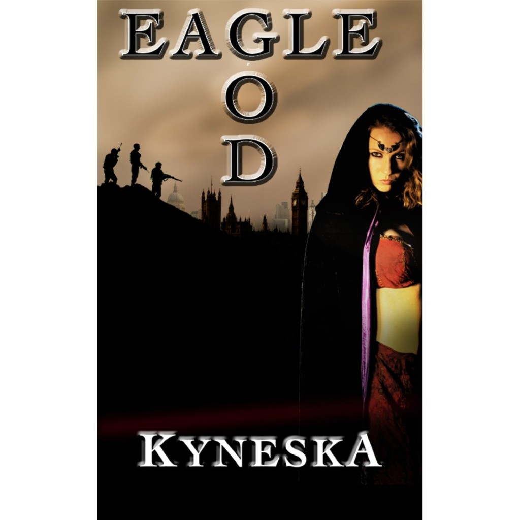Eagle God by Kyneska - Cover Page